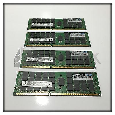 HP 96GB (4x24GB) 3Rx4 PC3L-10600R LV Memory Kit for BL460c Gen8 707404-B21