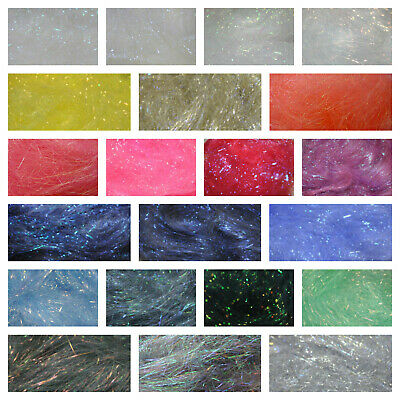 Angelina Fibres (fusable fibres) 3 x 10g Packs - Choose From 21 Colours 3