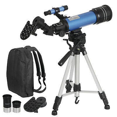 40070 Refractor Astronomical Telescope With Tripod & Phone Adapter For Beginners 5