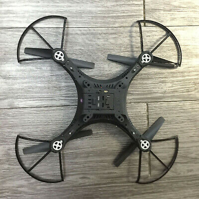 Drone Quadricottero Radicomandato Headless Wifi Fpv Camera Hd Video Foto Usb Led 6