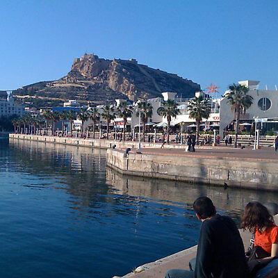 Spanish Holiday Villa To Let Or Rent In La Marina Costa Blanca Alicante Spain 9