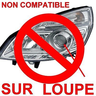 Lot 2 Ampoule Plasma Hod H7 100W Lampe Halogene Effet Xenon Gaz Blanche 6000K 12 3