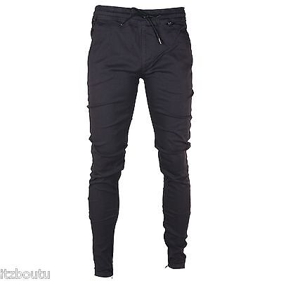 ca26bf2b6c3 KDNK MEN S TAPERED Ankle Zipper Slim Fit Jogger Pants -  26.99 ...