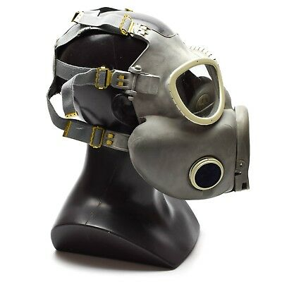 Polish Military Gas Mask MP-4 Genuine respiratory chemical Grey Olive OD NEW 4