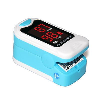 US seller Finger Pulse Oximeter Blood Oxygen Sensor O2 SpO2 Monitor Heart Rate 6