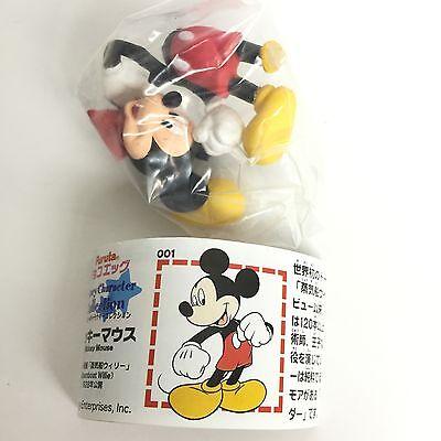 Rare FURUTA Choco Egg The Disney Pixar Series 2 Mickey and Minnie Mouse Pairs