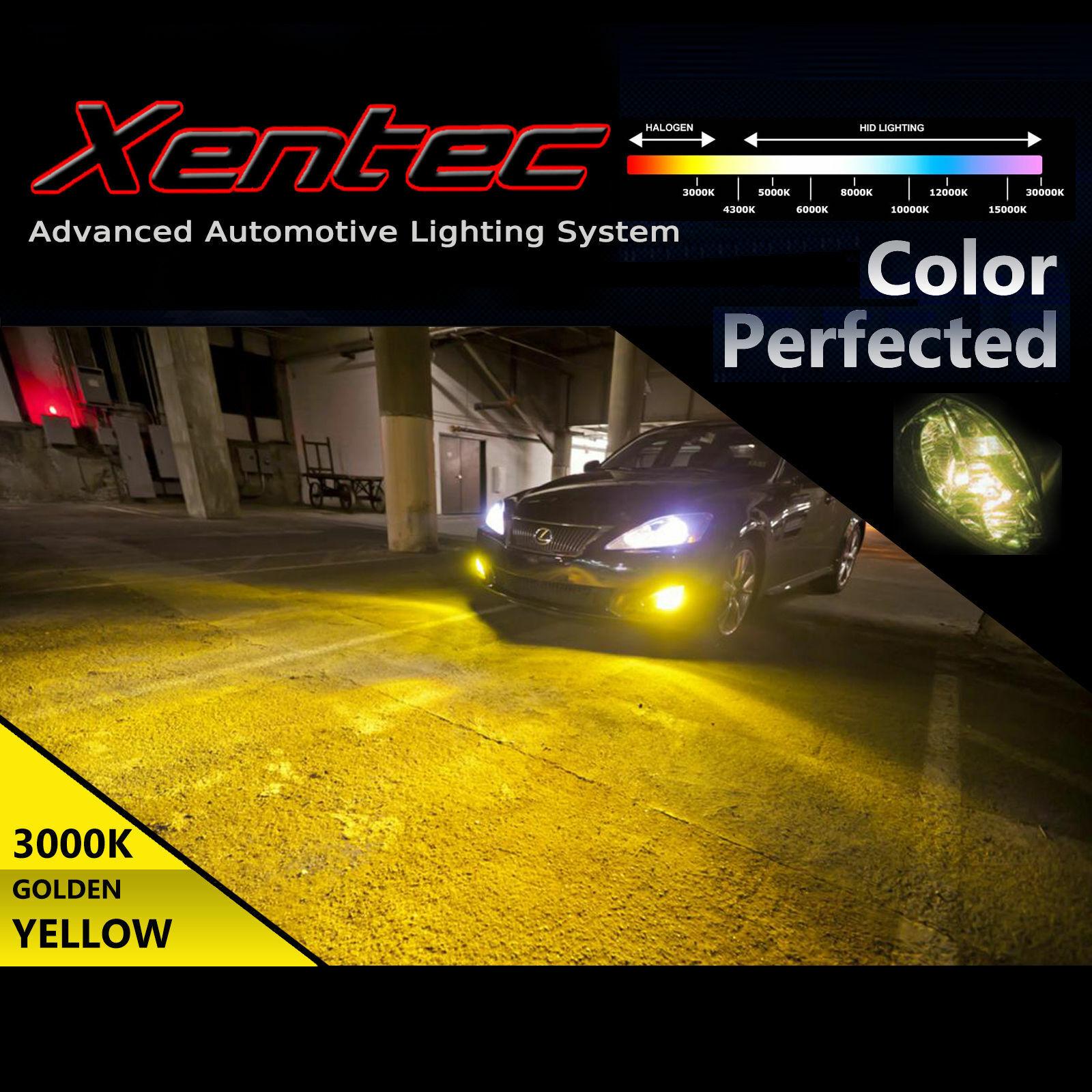 Xentec Xenon Headlight HID Kit for Honda Civic Accord H4 H11 9005 9006 880 H10 5