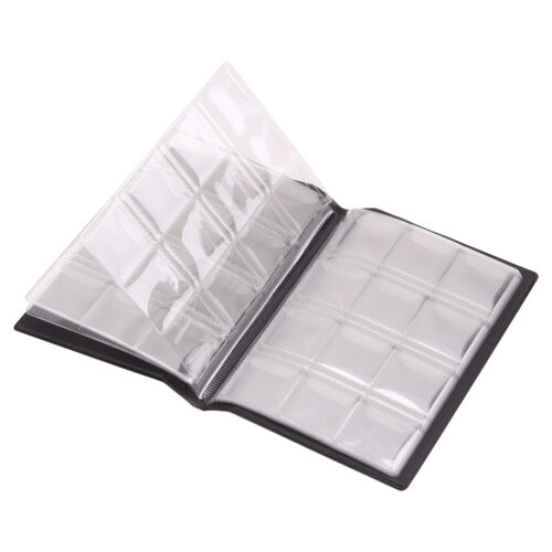 120 Coin Collection Holders Storage Collecting Money Penny Pockets Album Book 5