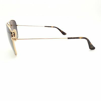 0c2b78c98b ... italy 2 of 4 ray ban 3136 181 71 caravan gold grey new sunglasses  authentic made