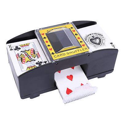 Automatic Playing Cards Card Games Poker Sorter Mixer Shuffler Shuffling Shuffle 5