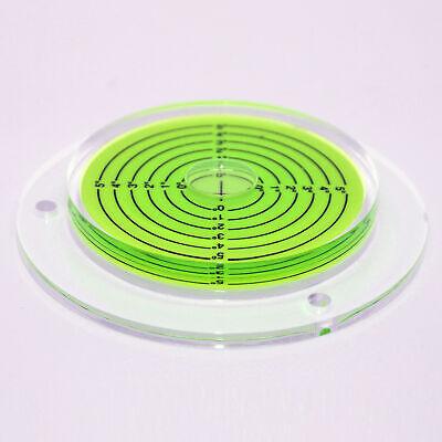 Dosenlibelle Wasserwaage Ø 8 x 5,5mm Libelle Präzisions Waage Durchmesser