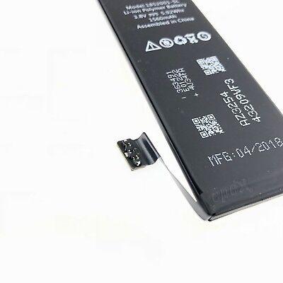 NEW iPhone 5S Replacement Battery APN 616-0720 616-0721 1560mAh