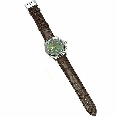 SEIKO SARB017 Mechanical Alpinist Automatic Men's Leather Watch - Made In Japan 3