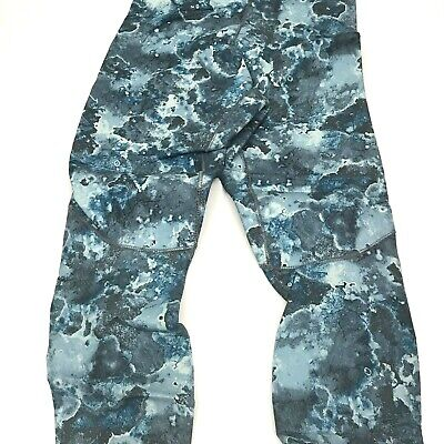 Green Camo Pants Only Mares 5.5mm Instinct Wetsuit - Freediving Scuba Diving