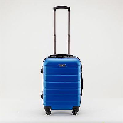 20 Inch (40L ) Suitcases Luggage Trolley Travel Bag Cabin Carry on hard case 4