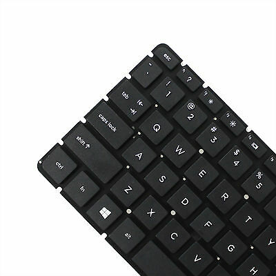 GinTai Laptop US Keyboard Backlit Black Replacement for HP 17-f165nr 17-f166nr 17-f167nr 17-f168nr