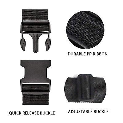 Add-A-Bag Luggage Strap 1/2/4 Pack