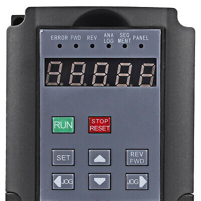 Top 220V 2.2Kw 3Hp Variable Frequency Drive Vfd Inverter Free Postage 7