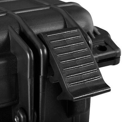 Fotokoffer Kamerakoffer Transportkoffer Schutzkoffer Schaumstoff Outdoor Größe M 9