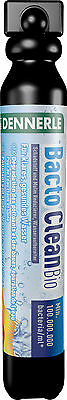 Dennerle Bacto Clean Bio Filter Bacterial Aquarium Starter 50ml Vial for 50-100L 2