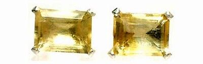 Antique 19thC 3ct Scotland Citrine Ancient Roman Healing God Apollo Aesclepius