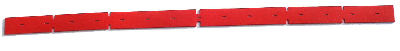 "Squeegee set for Tennant T5 ( 32"" / 800) - FREE WORLDWIDE SHIPPING! 5"