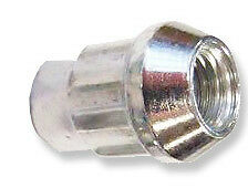 Sumex Anti Theft Locking Wheel Bolts Nuts + Key to fit Mitshubishi L200 (12x1.5) 3
