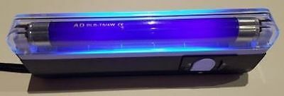 Both of our favourite UV Lights, a Short and a Long wave lamp for just  £26.95