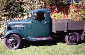 11 Of 12 1936 Gmc Hicks School Bus Body Vintage Truck Street Rat Rod 1932 1933 1934 1935