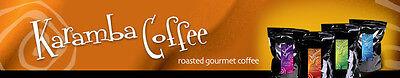 1Kg Dark Roasted Gourmet Coffee Beans - Karamba Salsa 2