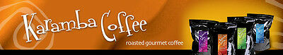 2Kg Dark Roasted Gourmet Coffee Beans - Karamba Salsa 2
