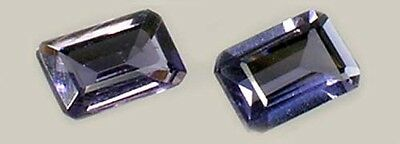 19thC Antique ¾ct Iolite Sacred to Roman King of Gods Jupiter Zeus Middle Ages 4