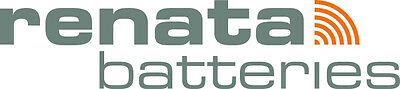 Renata Watch Battery -Varied Sizes - 371, 379, 321, 364, 362, 373, 399, 394, 377 2