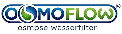 Osmoseanlage Nano-Plus, Profi 570 Liter am Tag 0,4 L / Min Osmoflow Wasserfilter 4