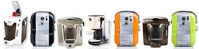96 coffee pods compatible with all machines Lavazza a Modo Mio capsules