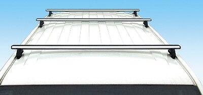 TOYOTA Hi Lux SW4 Roof Rack Bars Thule EVO WingBar Silver 5-dr SUV 06-15