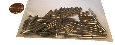 """420 Stainless Steel, Slotted Roll Spring Pin, 3/32"""" Dia x 5/8"""" Length, 100 pcs 2"""