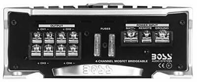 Lanzar Vct4110 2000w 4 Canales De Alta Potencia Del Amplificador Del Calibr...