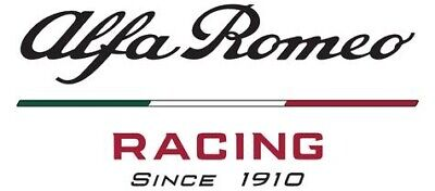 OFFICIAL 2019 Alfa Romeo Racing F1 Team - Flag / Banner 2