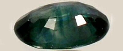 Antique 19thC 1ct Sapphire Gem of Ancient Rome Persia Sorcery Oracles Prophecy 5