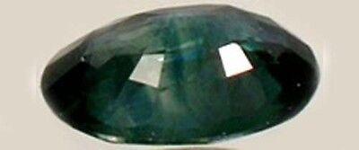 Blue Sapphire Antique Prophecy Gem 19thC 1ct Gem of Ancient Rome Sorcery Oracles 5