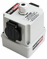 Combi-Cube With 2X 13A 240V Sockets - 613004 2