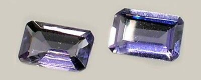 19thC Antique ¾ct Iolite Sacred to Roman King of Gods Jupiter Zeus Middle Ages 2