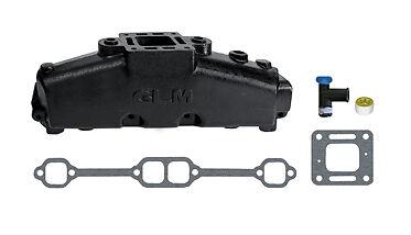 Exhaust Manifold for Volvo GM 305 5.0L 350 5.7L V8 1979-1993 856883 GLM51630