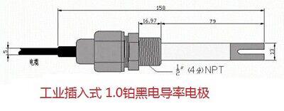 AC110v-220v Conductivity meter with probe - Conductivity Tester sensor 5