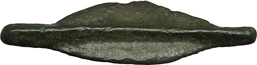Celtic 700BC Arrowhead Proto-Money  RARE Coin Istros Black Sea Area i39753 2