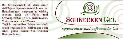 Schnecken Creme 3x 125ml Schneckengel Schneckenschleim Anti Aging Cellulite