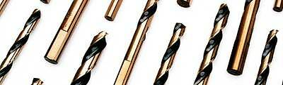 12-PACK Number #28 39210 Norseman Viking USA Drill Bit Super Premium Jobber