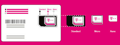 USED T-MOBILE TRIPLE Sim BOOT OR UNLOCK GSM phone UNLOCKING TMOBILE TESTING