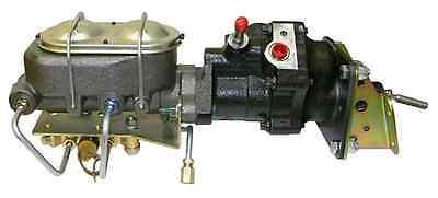 1967-1969 CHEVY CAMARO HydroBoost Power Brake Booster Kit - Disc / Disc